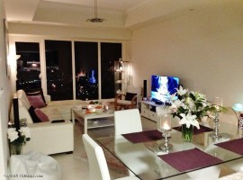 Churchill Tower 2BR, Business Bay
